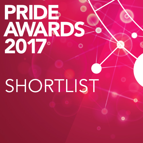I've been shortlisted for a PR Award!